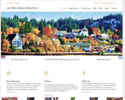 patrice White Law by HawkFeather Web Design